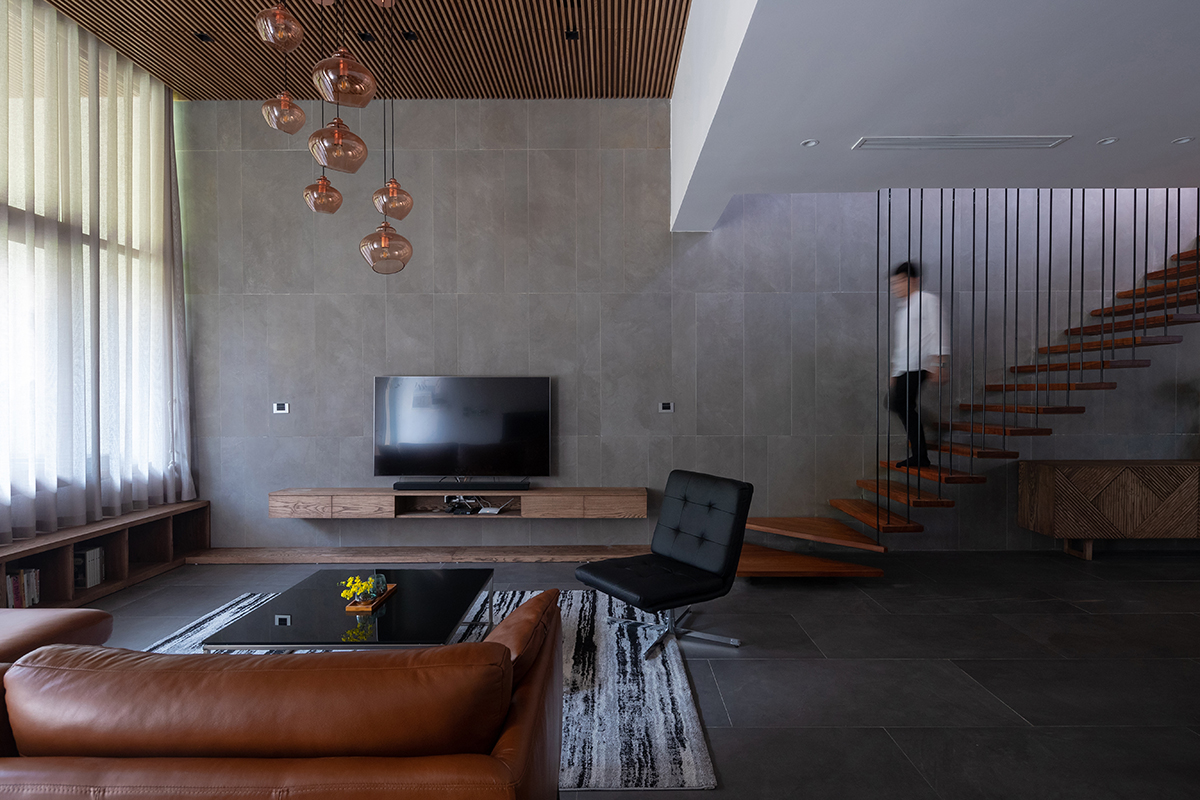 LH House - Ngôi nhà của những không gian mở rộng | APDI Architecture