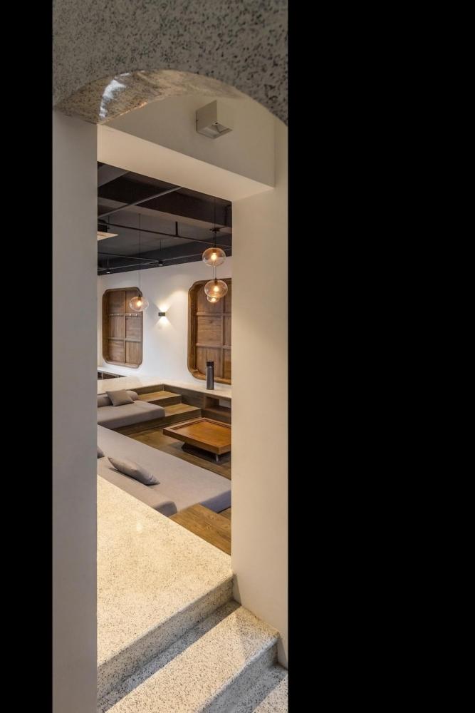 Nhà chán – Sự bình yên trong từng không gian sống | Kay Architecture JSC