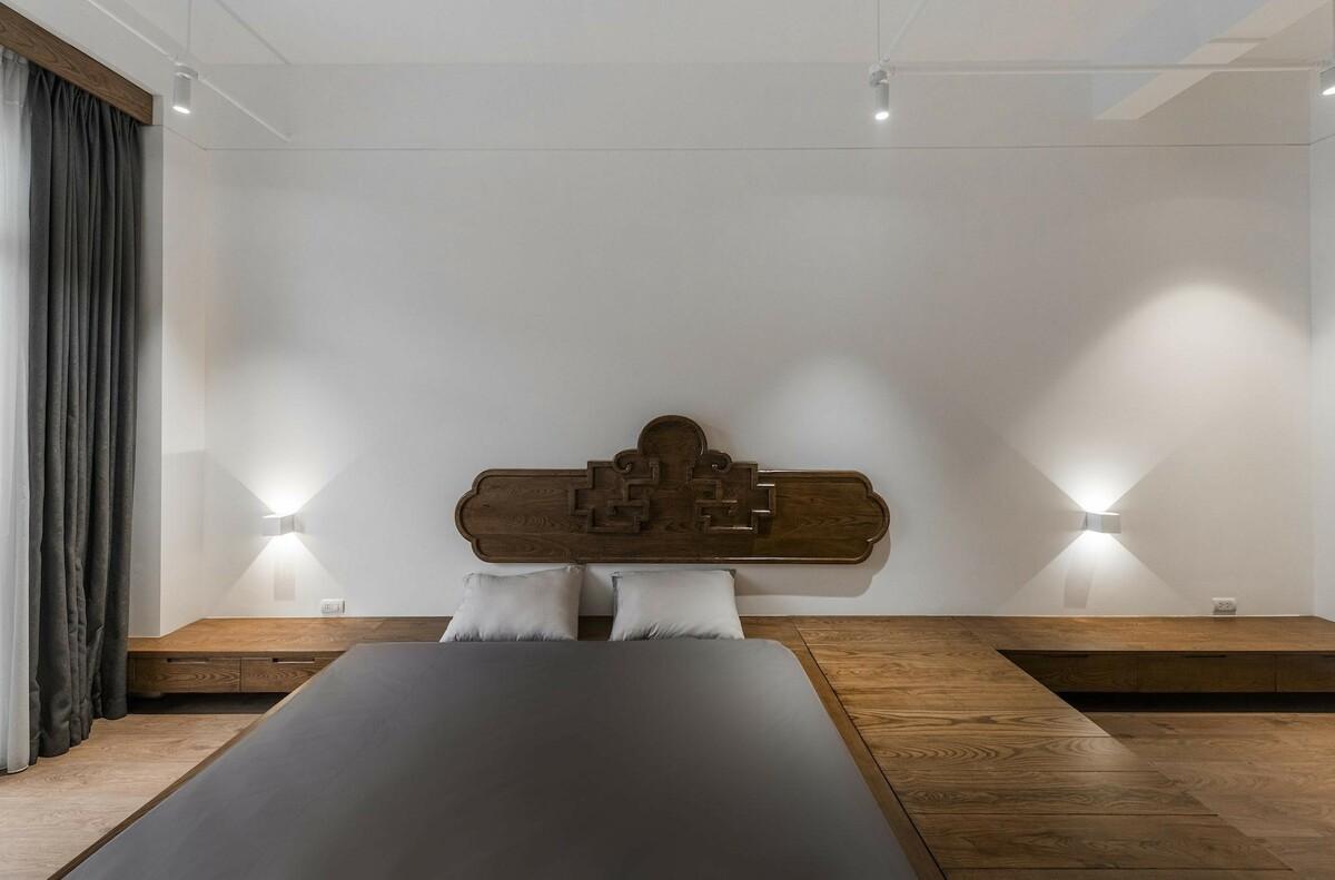 Nhà chán – Sự bình yên trong từng không gian sống   Kay Architecture JSC