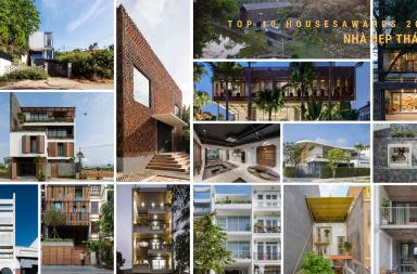 Top 10 Houses Awards 2020 | Tổng hợp Nhà đẹp tháng 6