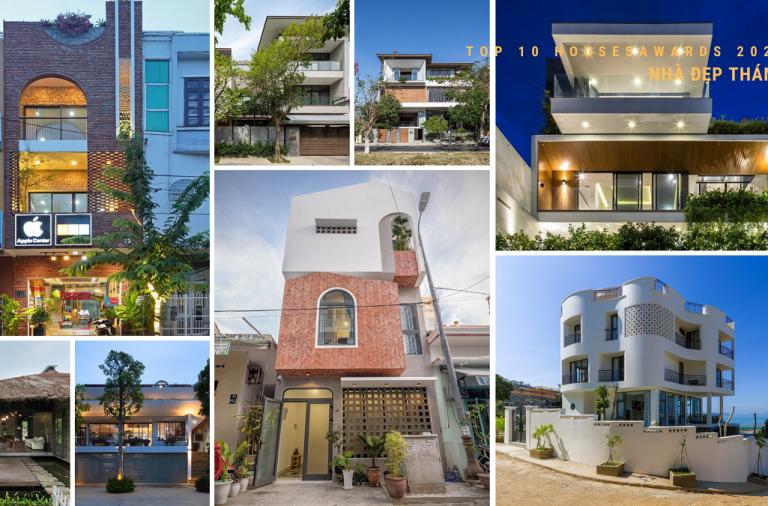 Top 10 Houses Awards 2020 | Tổng hợp Nhà đẹp tháng 7
