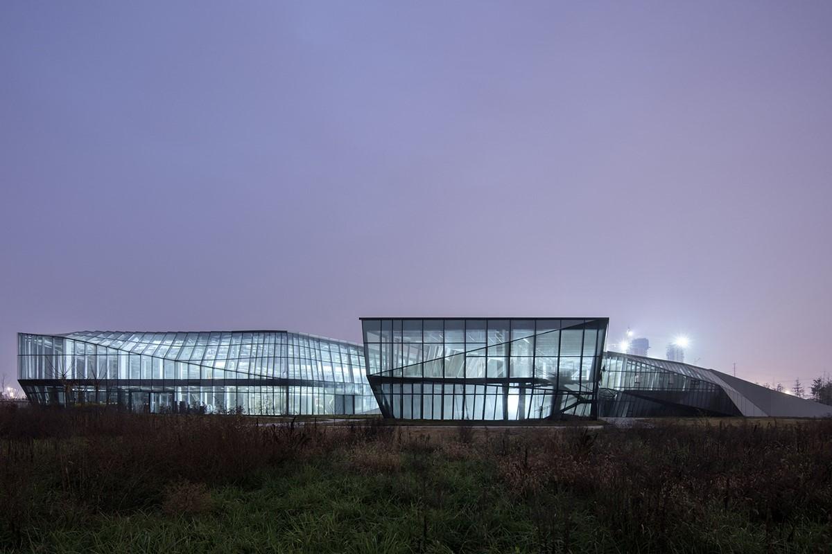 Khu sinh thái Tây An – Tổ hợp nhà hàng khách sạn hài hòa với bối cảnh tự nhiên | Plasma Studio + PMA