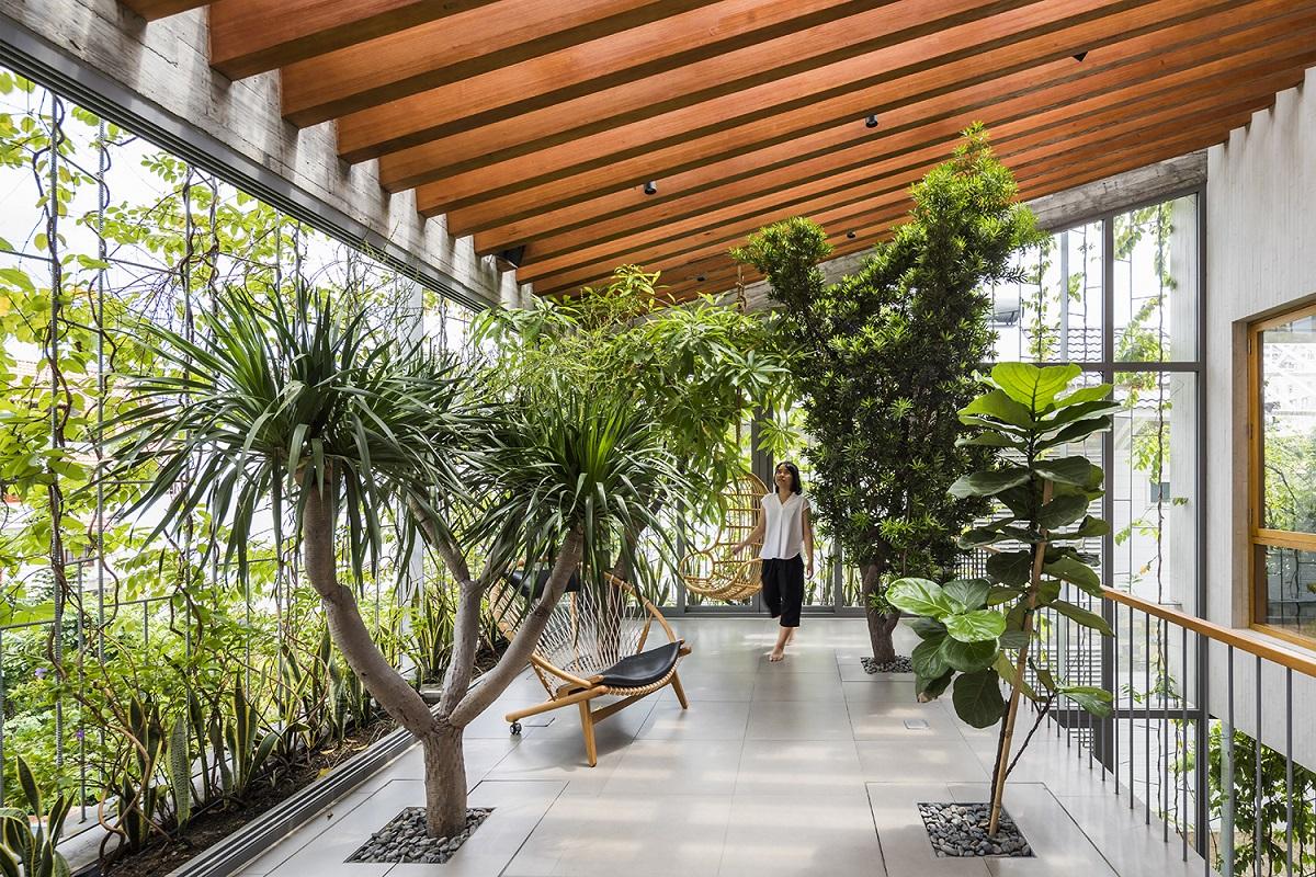 Biophilia: Thiên nhiên trong kiến trúc và không gian nội thất