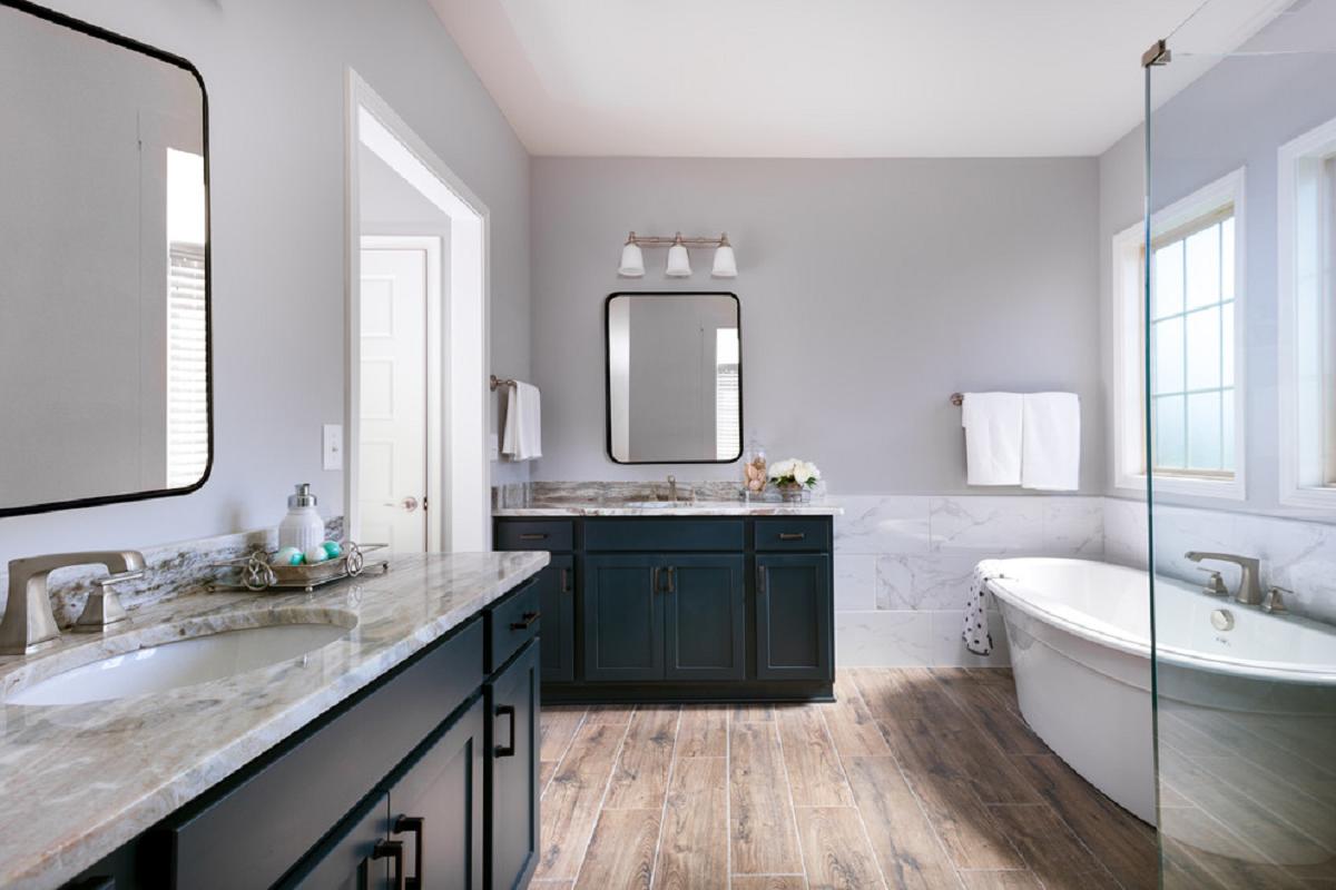 Chuyên gia gợi ý 5 loại sàn thích hợp dùng cho phòng tắm