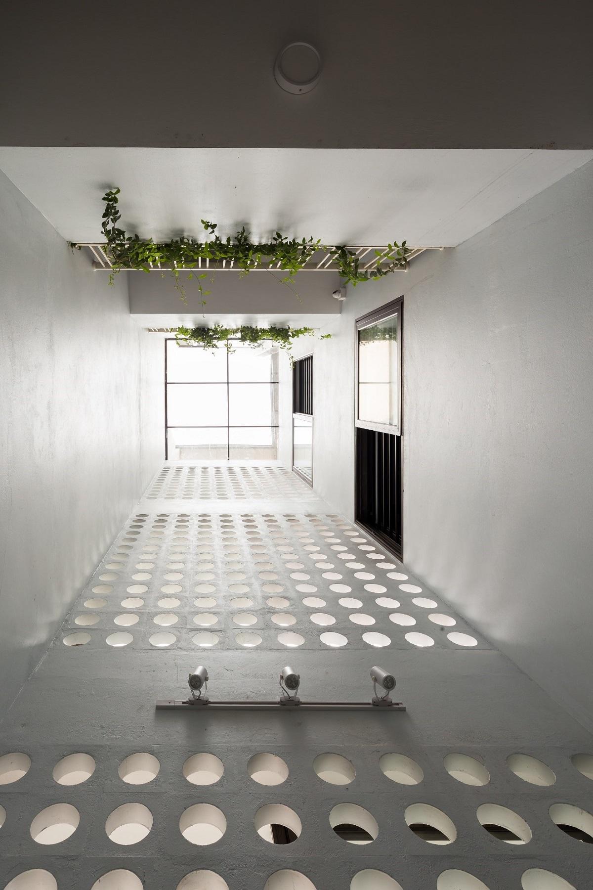 Giải pháp đơn giản mang lại không gian sống tối ưu   Kiến trúc NDT