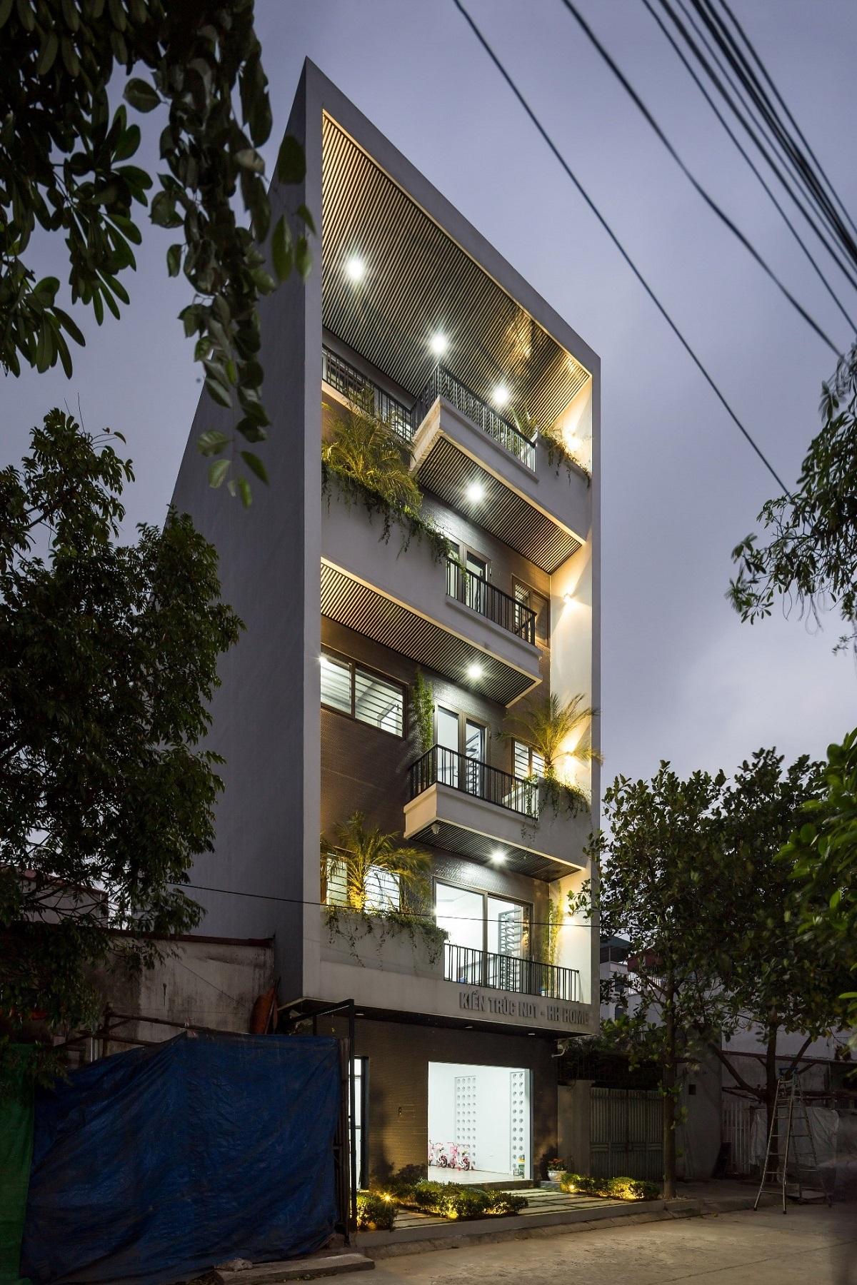 HH HOME – Giải pháp đơn giản mang lại không gian sống tối ưu   Kiến trúc NDT