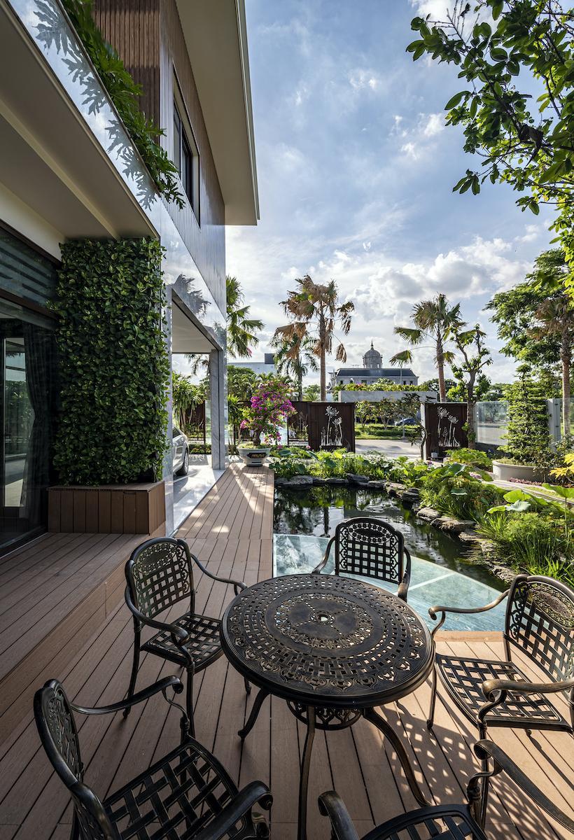 K-Villa+ - Biệt thự đầu tiên có đủ tiêu chí Lotus tại Đồng Bằng Sông Cửu Long   SPACE+