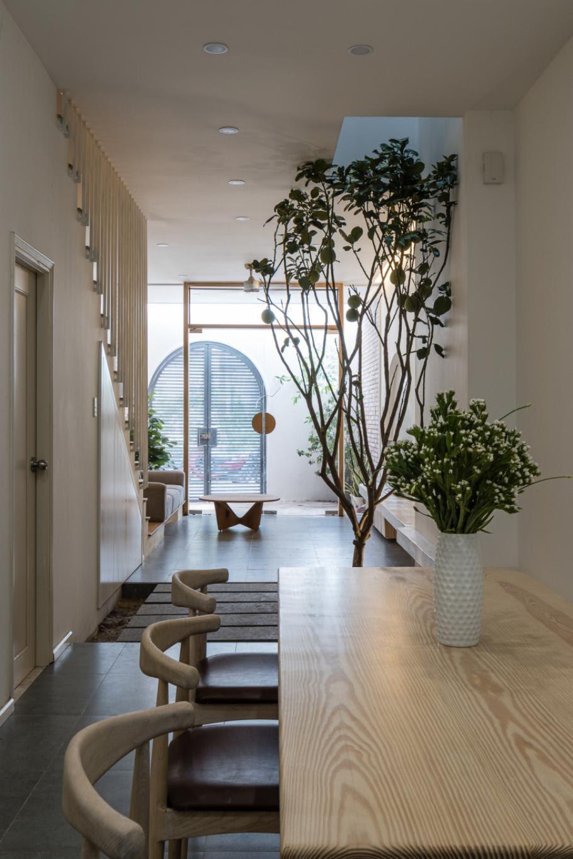 Nhà chú Hoa - Nét truyền thống và giản đơn trong không gian sống xanh