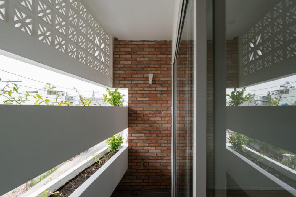 Nhà chú Hoa - Nét truyền thống và giản đơn trong không gian sống xanh | Arch.A studio