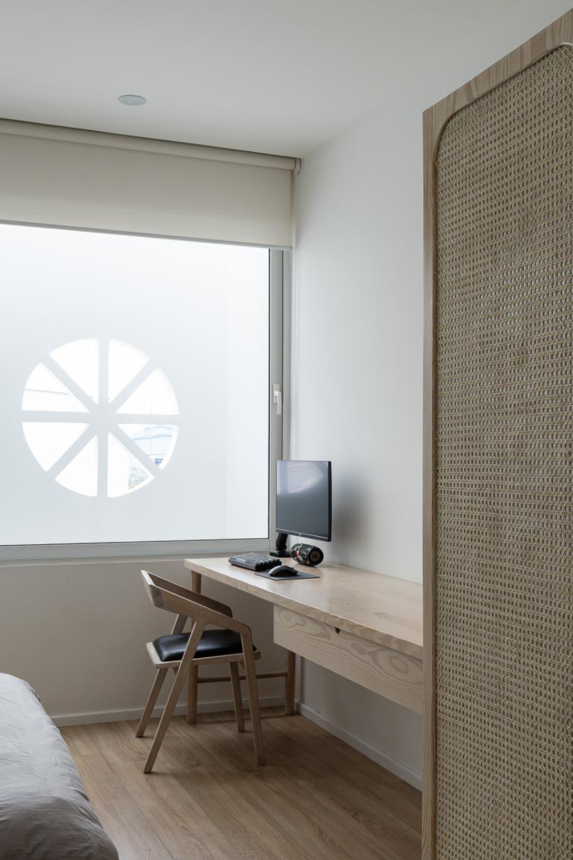 Nhà chú Hoa - Nét truyền thống và giản đơn trong không gian sống xanh   Arch.A studio