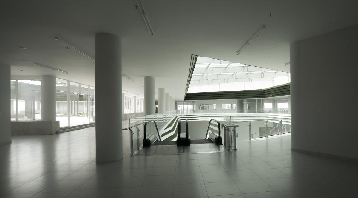Nhà văn hóa sinh viên TP.HCM - vẻ đẹp của hình khối và tính bền vững   GK Archi – Nihon Sekkei.