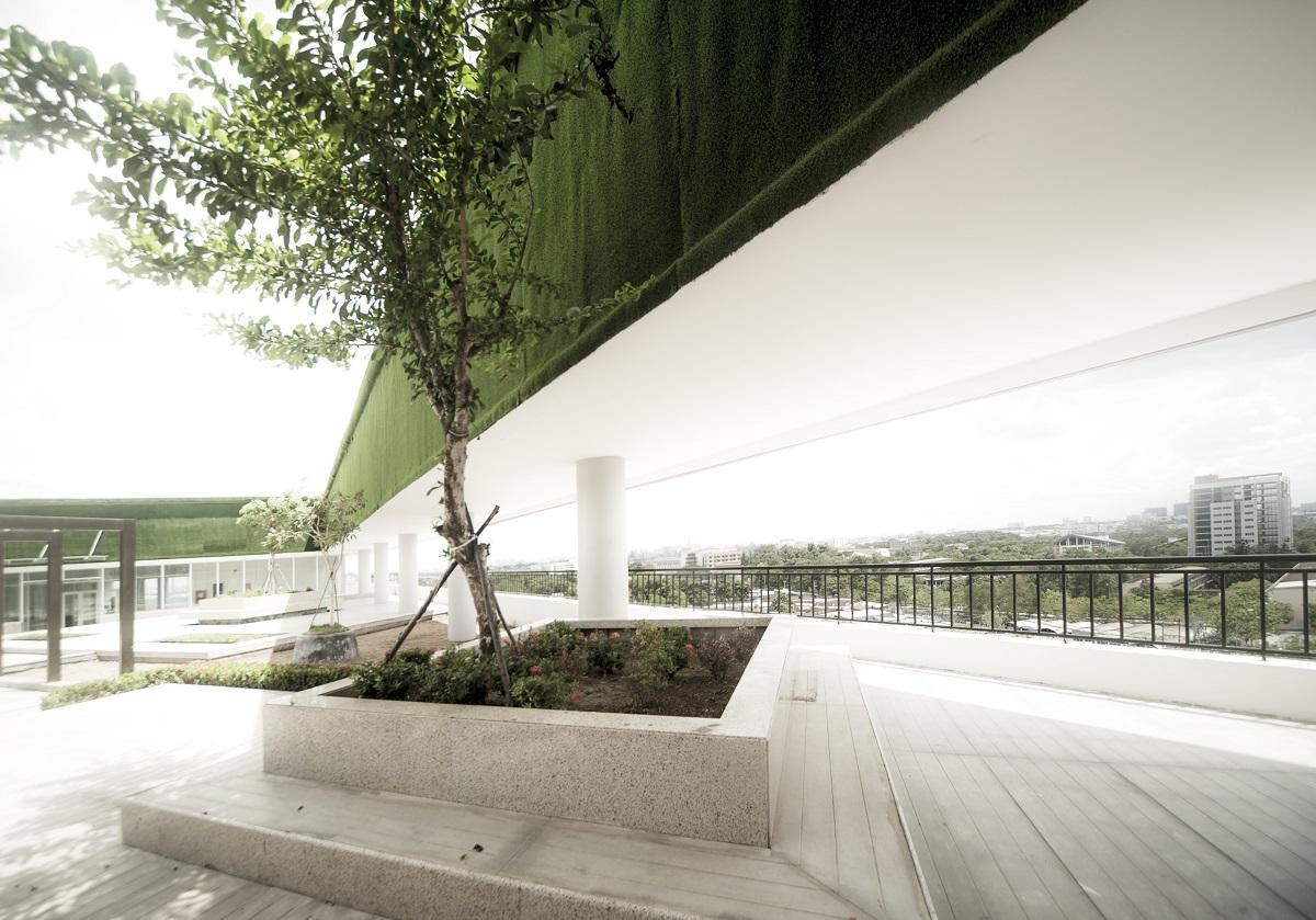 vẻ đẹp của hình khối và tính bền vững | GK Archi – Nihon Sekkei.
