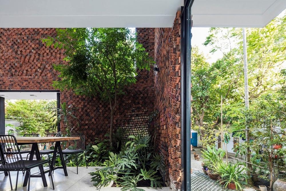 Wall house – Ngôi nhà của sự kết nối không gian mở - CTA | Creative Architects