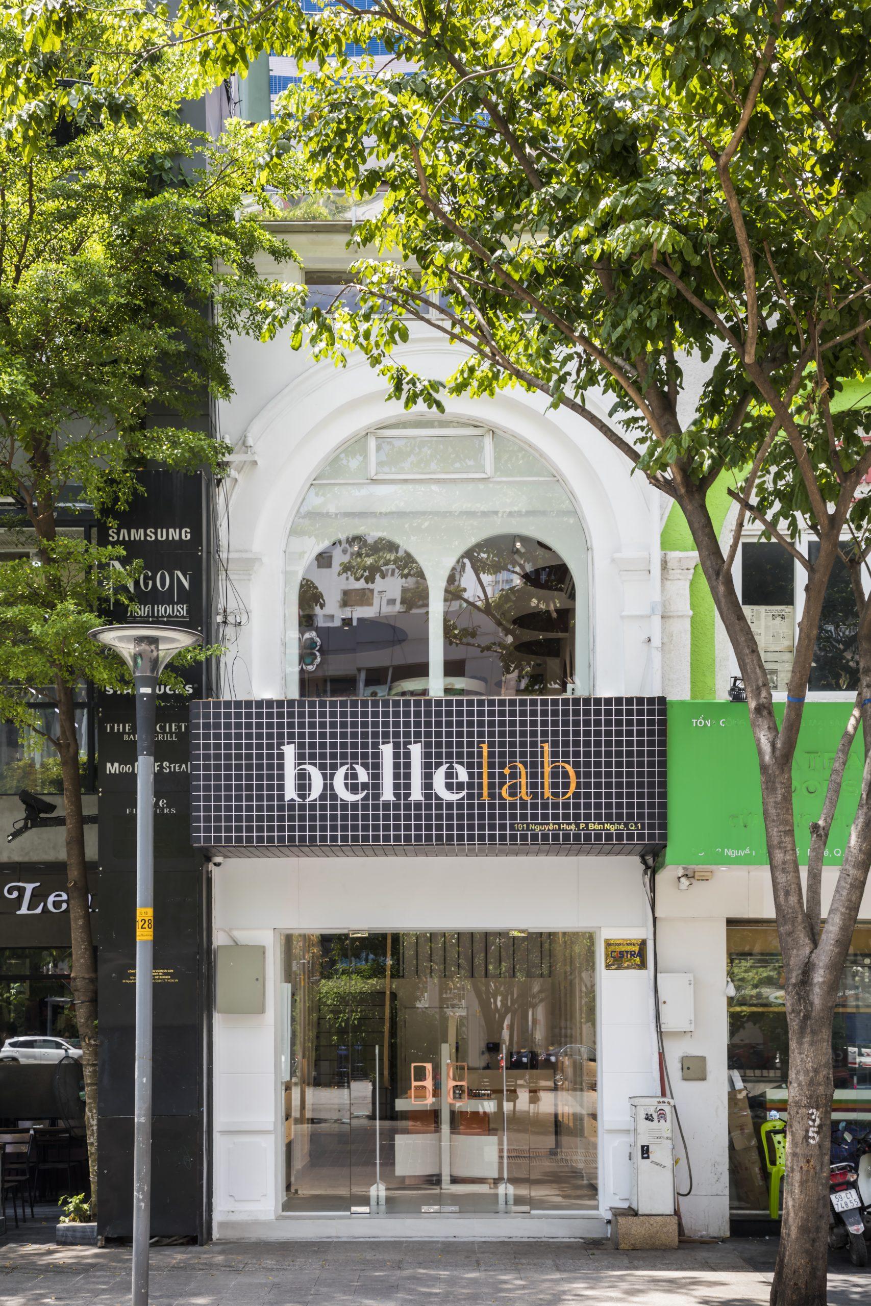 Belle Lab - ShapeUs