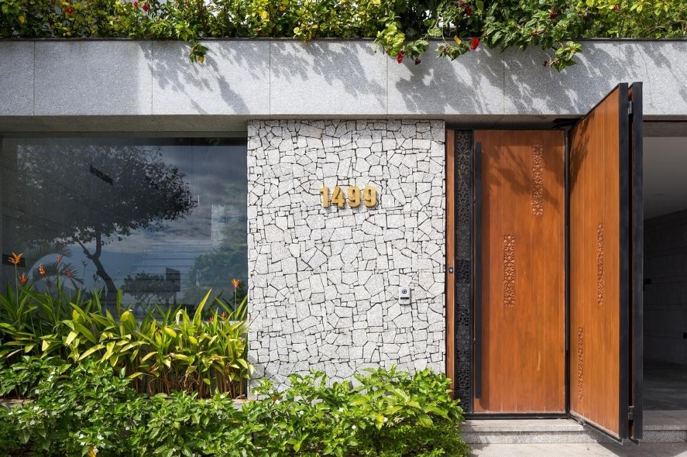 The Sunrise House – Không gian sống xanh chan hòa với thiên nhiên | AVA architects