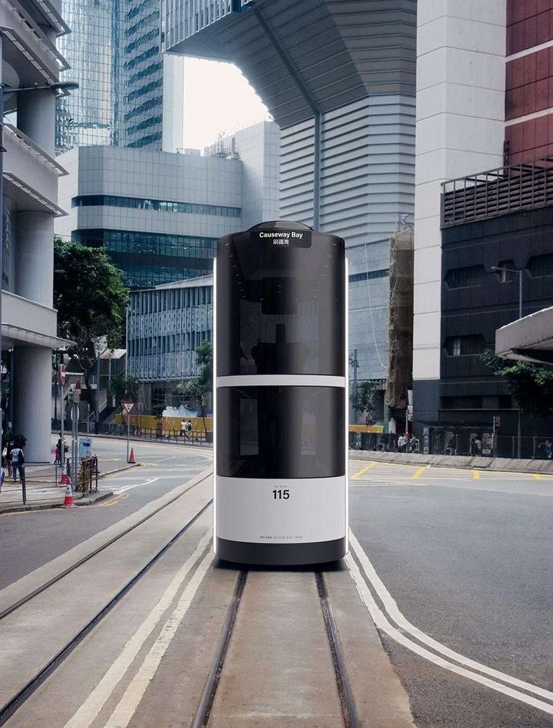 Xe điện không người lái – Ý tưởng về một phương tiện mới trong đại dịch Covid-19