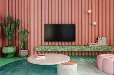 Apartment New York – Màu sắc của sự tự do và phóng khoáng | Reutov Design