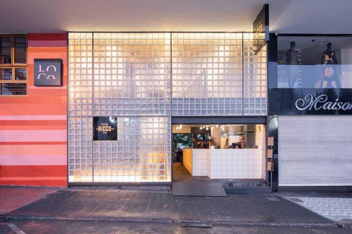Sự sáng tạo từ mặt tiền đến sân sau   BLOCO Arquitetos