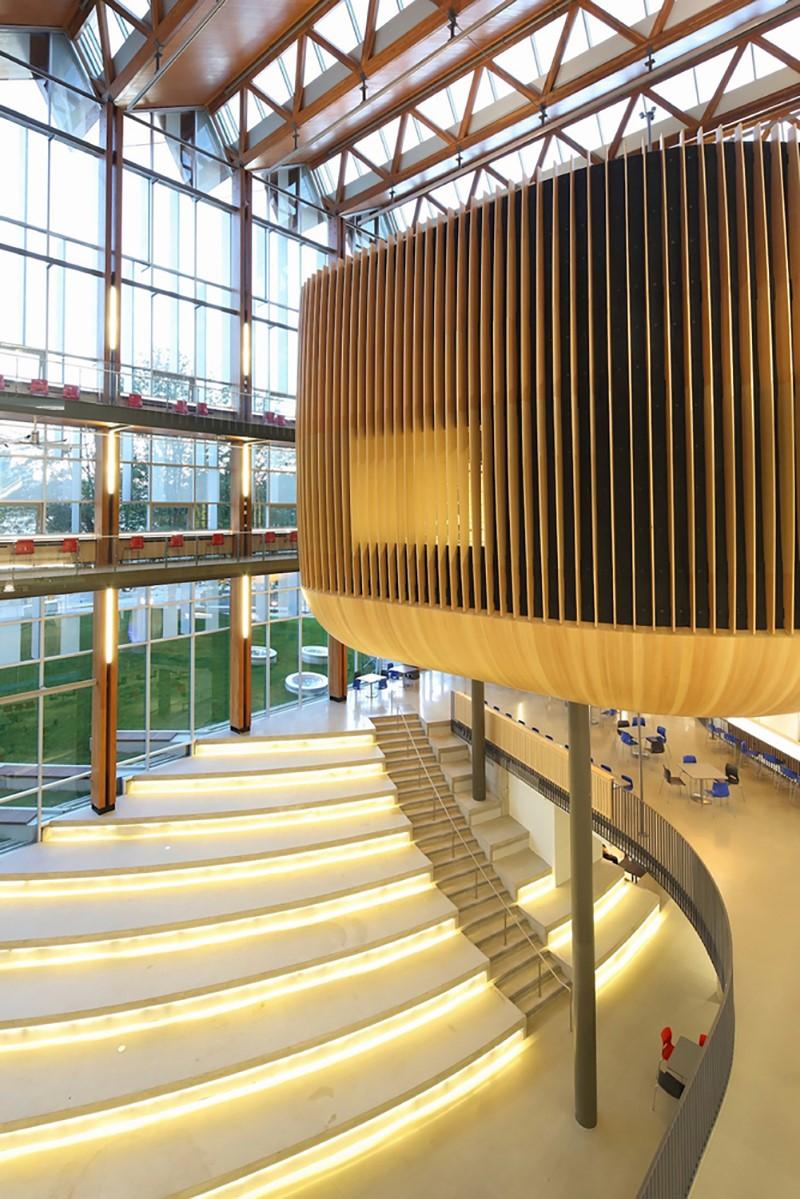 AMS Nest – Trụ sở Hội Sinh viên Trường Đại Học British Columbia | DIALOG + B+H Architects