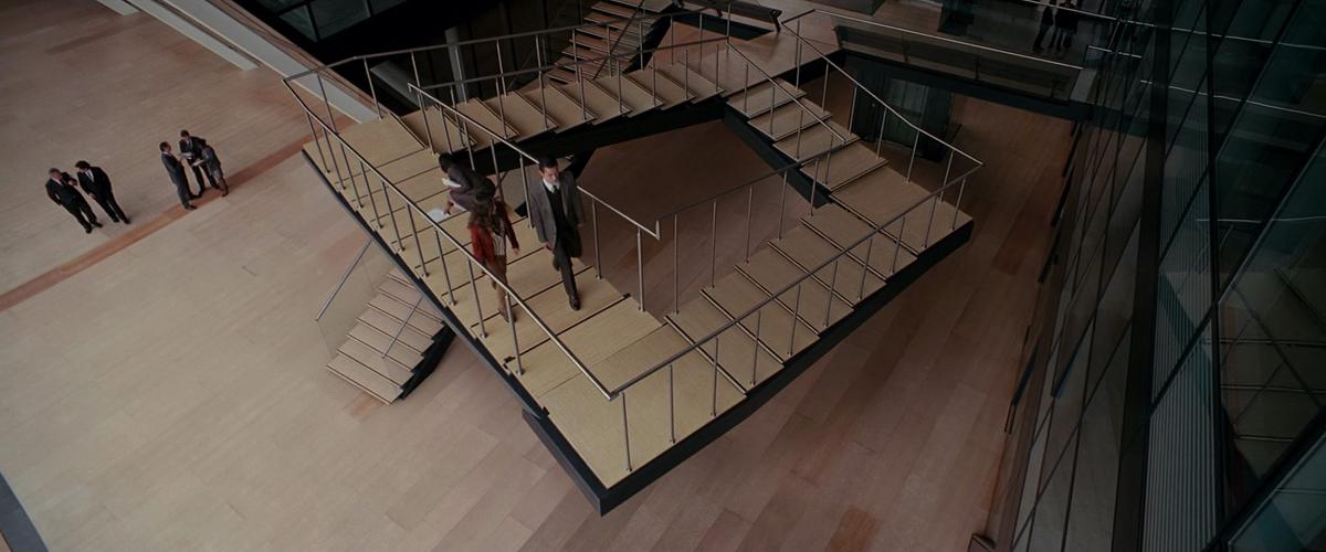Khi điện ảnh dùng Kiến trúc để kể chuyện