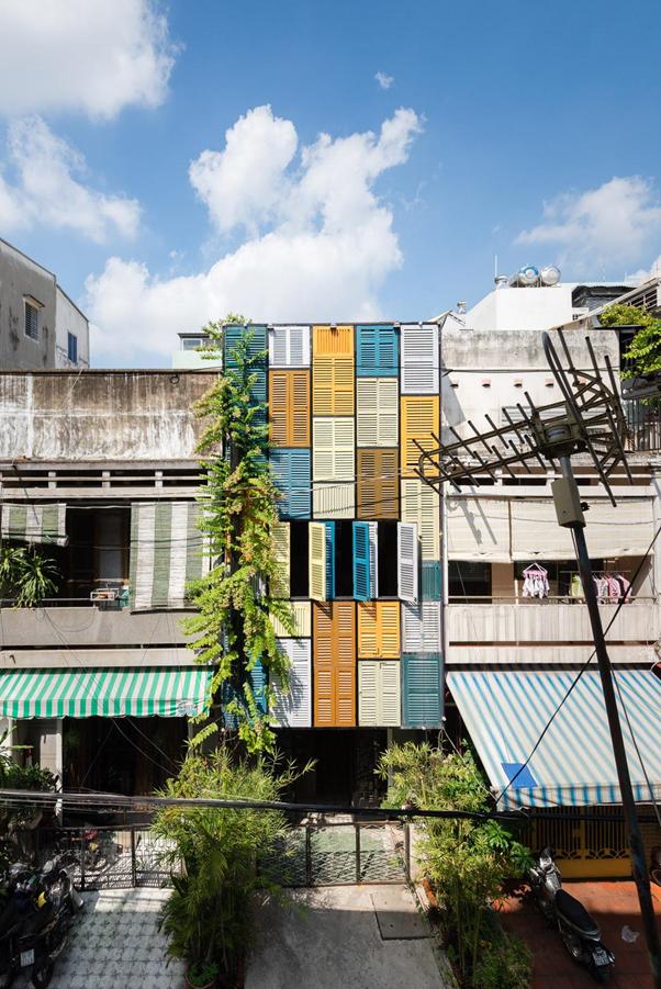 KTS Đặng Đức Hòa | Block Architects: Bản sắc văn hóa kiến trúc và yếu tố bản địa