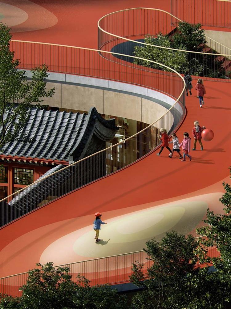 Mười thiết kế sân chơi trường học đặc sắc