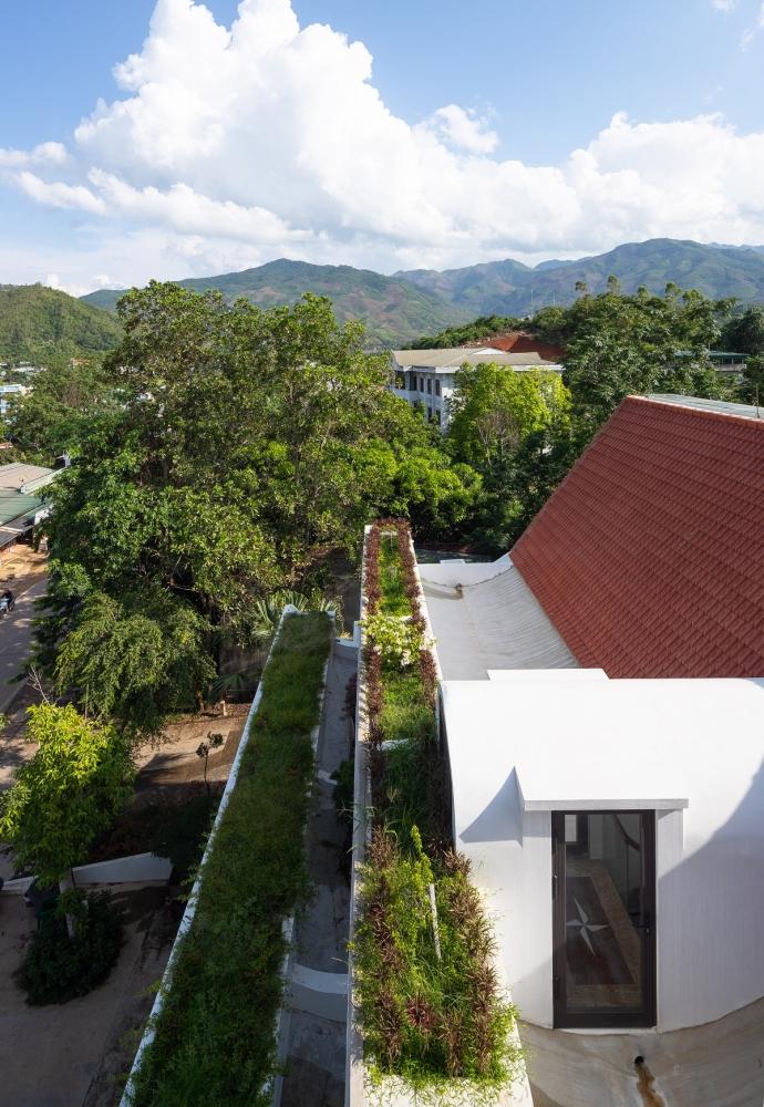 Thoan - SM – Ngôi nhà hòa mình với thiên nhiên