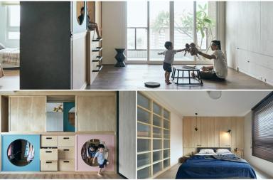 Nét thiền trong Innocence in Zen | HAO Design