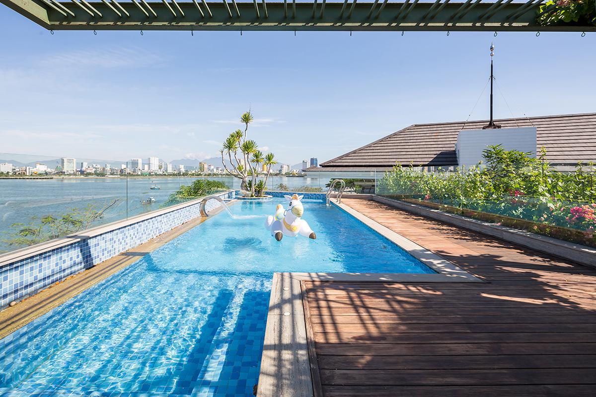 Riverside House - Sự kết nối tuyệt vời giữa nội ngoại thất | AVA architects