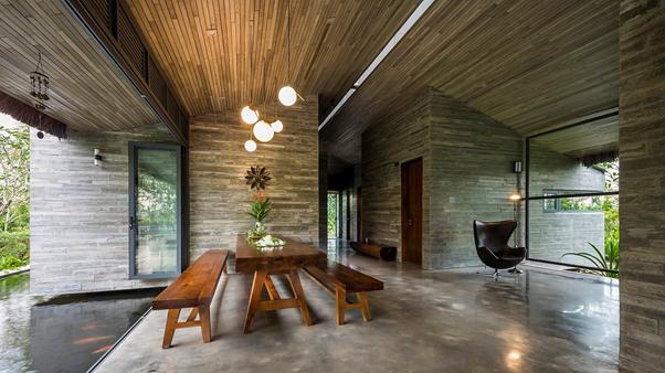 "Am house – chốn ""náu"" mình an nhiên, tự tại | Creative Architects"