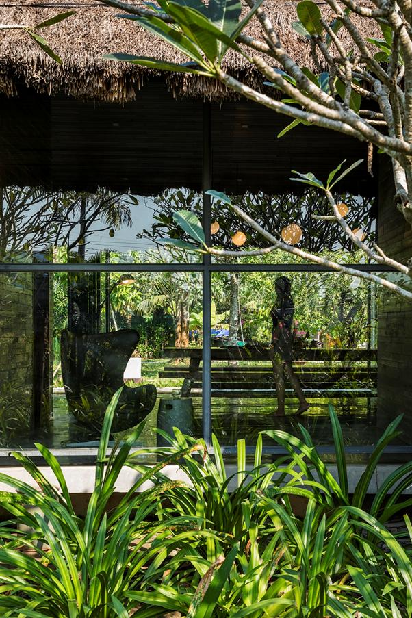 "Am house – chốn ""náu"" mình an nhiên, tự tại   Creative Architects"