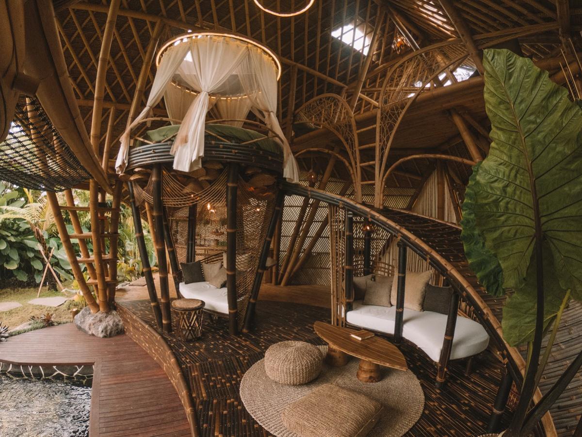 Hideout Horizon - Không gian mở giữa núi rừng Bali | WNA studio