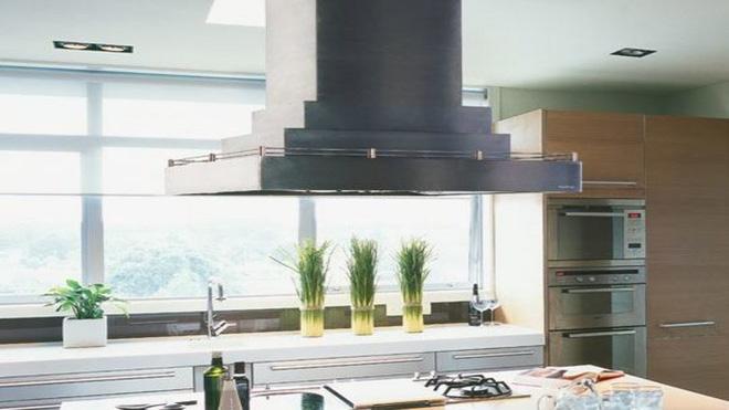 Mẹo thiết kế và bố trí phòng bếp: Nếu bắt gặp những sai lầm này, bạn sẽ biết để cải tạo
