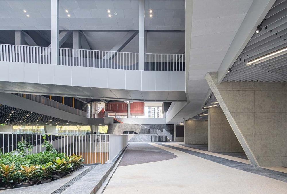 Trường Tiểu học Thực nghiệm Hồng Lĩnh - Mô hình trường học tương lai | O-office Architects