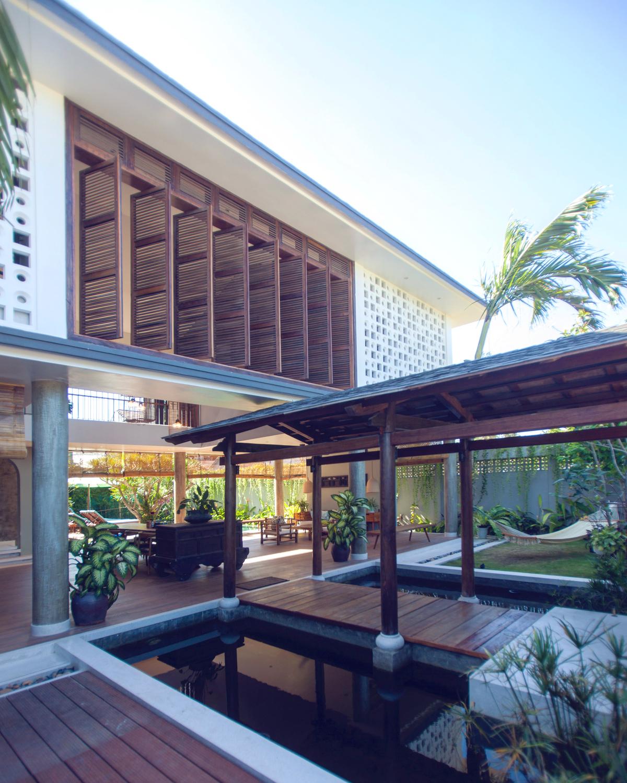 Ocean Breeze – Nhà Gió Biển | Chong Chóng Architecture