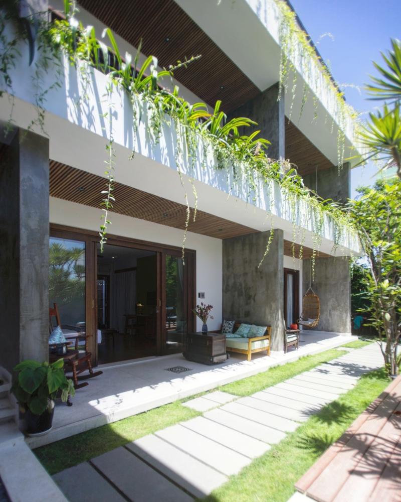 Ocean Breeze – Nhà Gió Biển | Công ty kiến trúc và xây dựng Chong Chóng