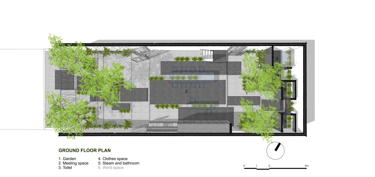 MW archstudio – Working Space – Không gian đáng để làm việc   MW archstudio