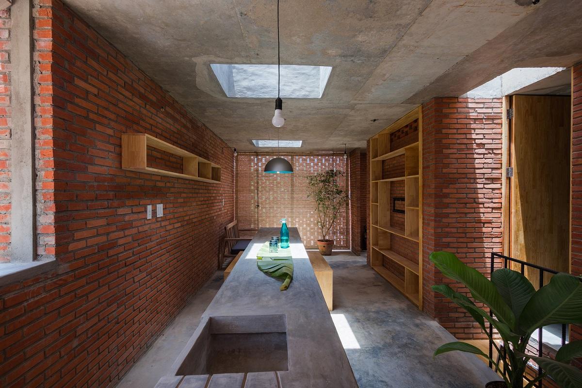 Những ngôi nhà mộc mạc Việt Nam