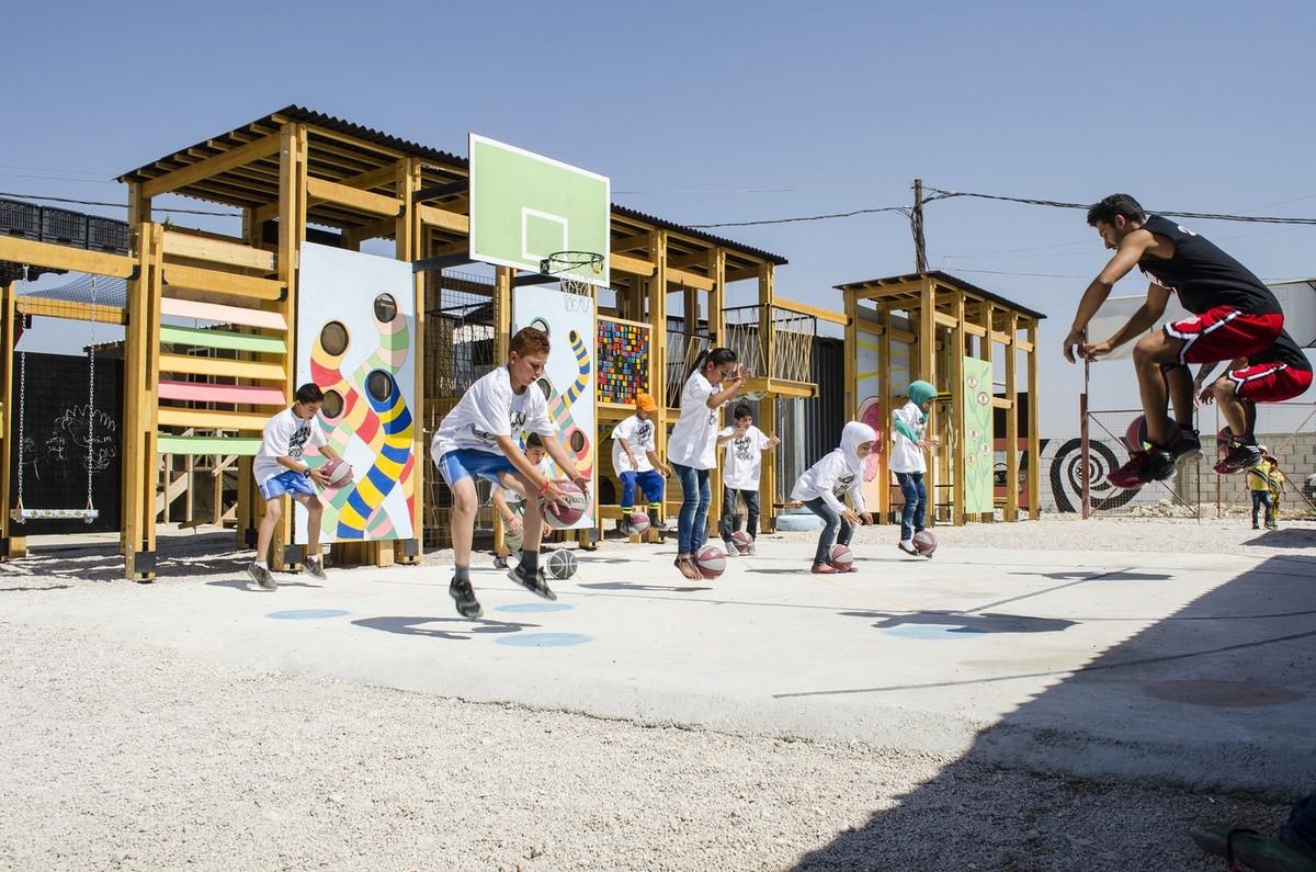 11 quy tắc cần tuân thủ khi thiết kế một không gian công cộng sôi động