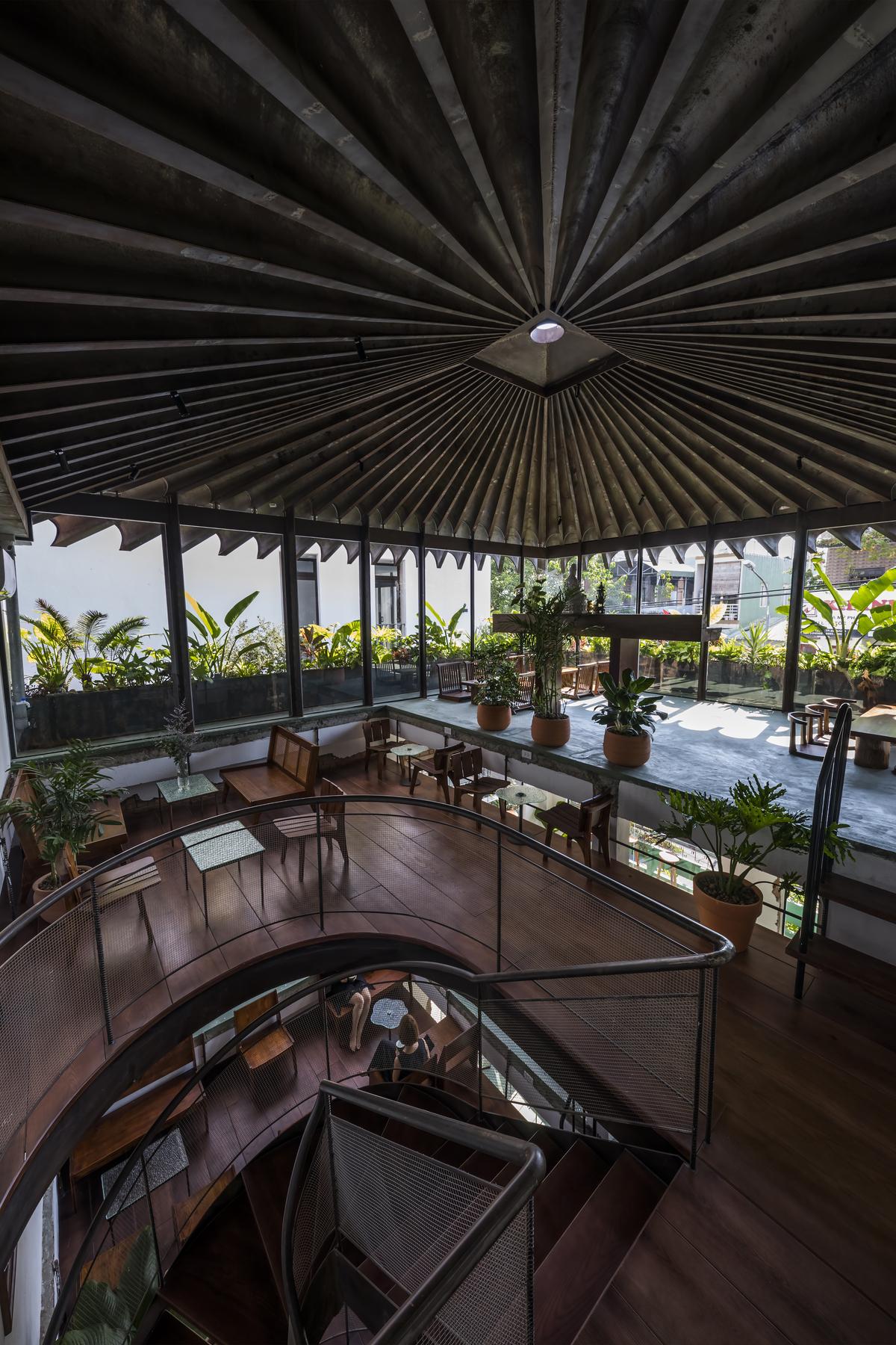 Namra Coffee – Nơi lưu giữ hồn Việt | D1 Architectural Studio