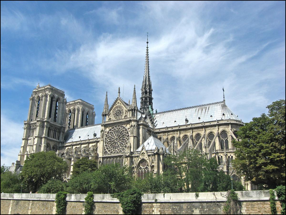 Kế hoạch khôi phục nhà thờ Đức bà Paris