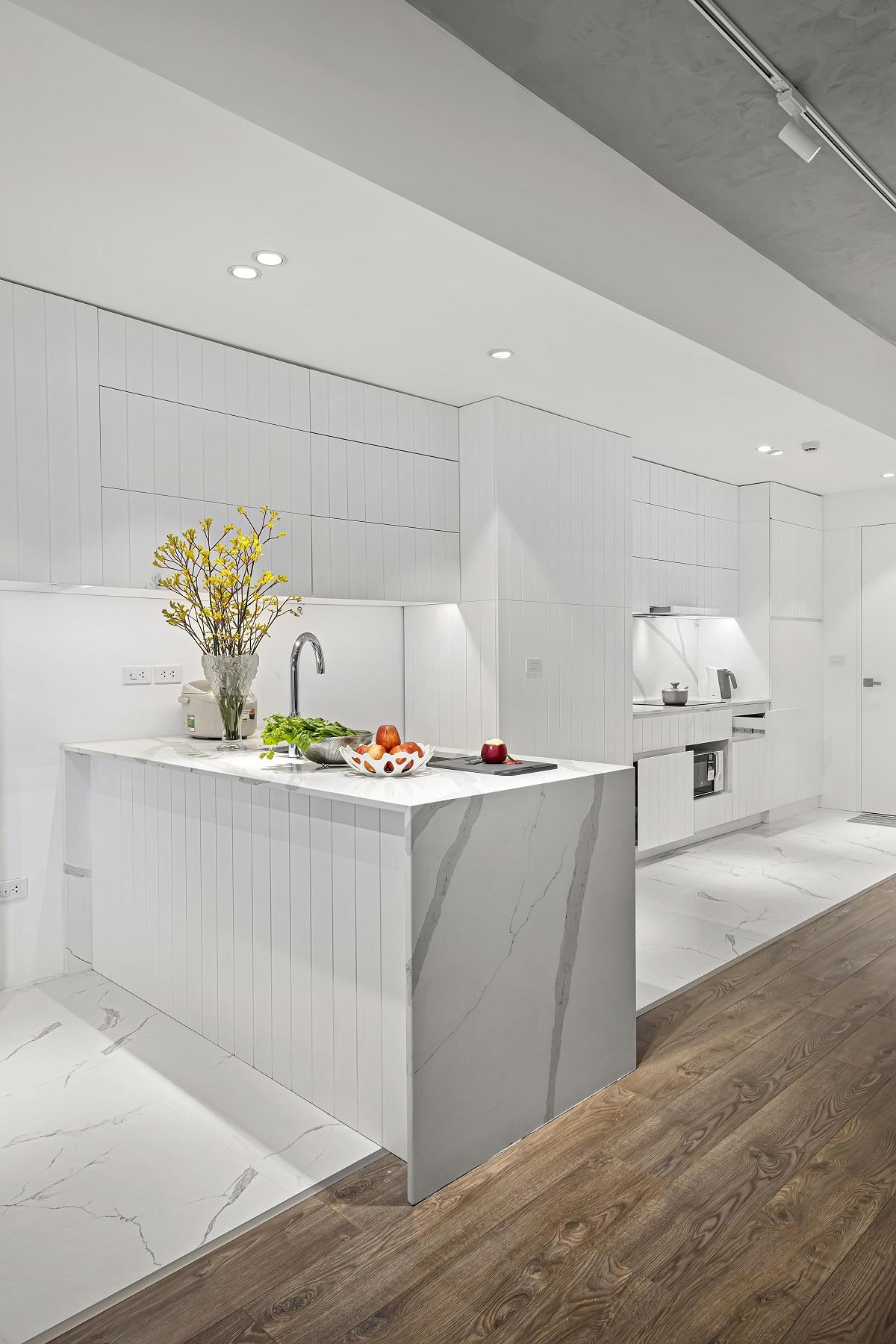 The Emerald Apartment – tổ ấm tối ưu về công năng | SMA Studio