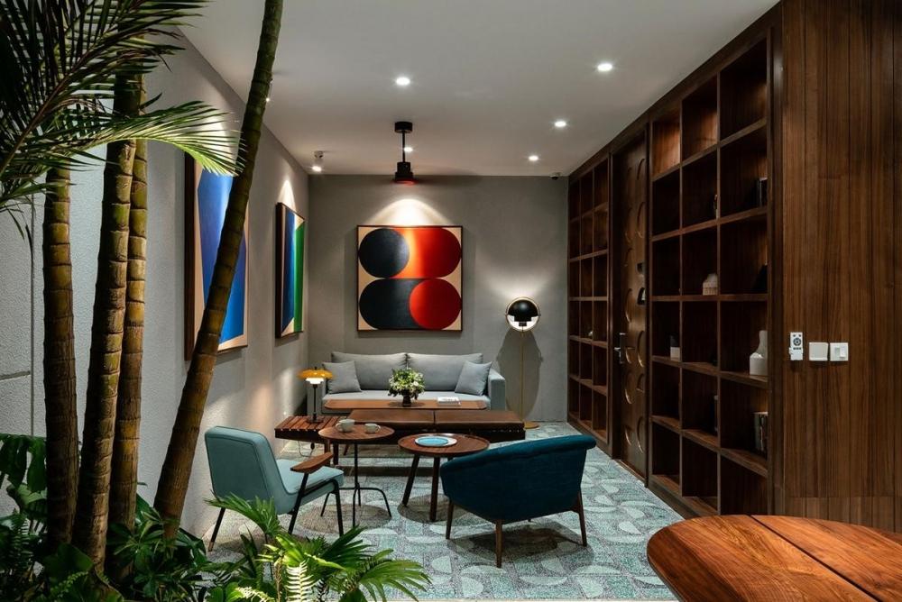 The Nắng Suites – Nhà đón nắng ven biển Đà Thành | o9 Design Studio