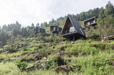 Top 10 khách sạn và nhà gỗ giữa thiên nhiên