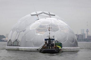 Đối mặt với khủng hoảng khí hậu với 5 công trình kiến trúc sáng tạo