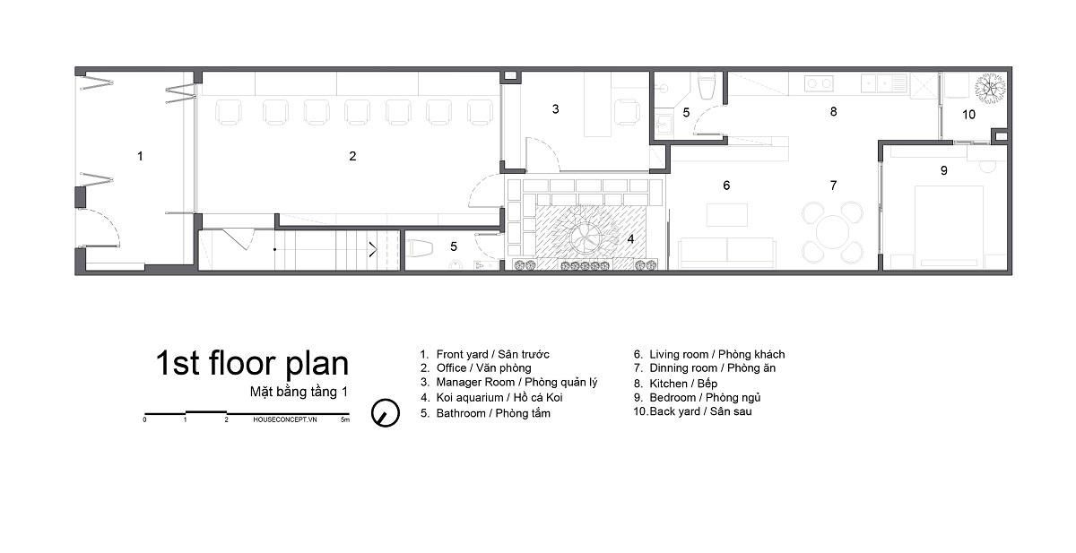 SNOW House – Nơi bình yên để trở về   HOUSECONCEPT.VN