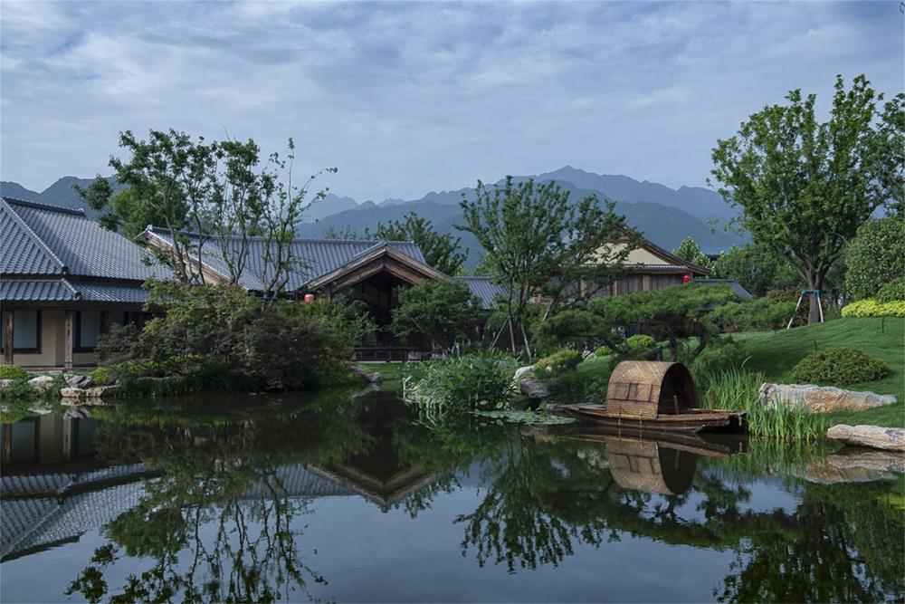 Thị trấn Đường - Nhã thú điền viên và văn hóa Đại Đường   SecondNature