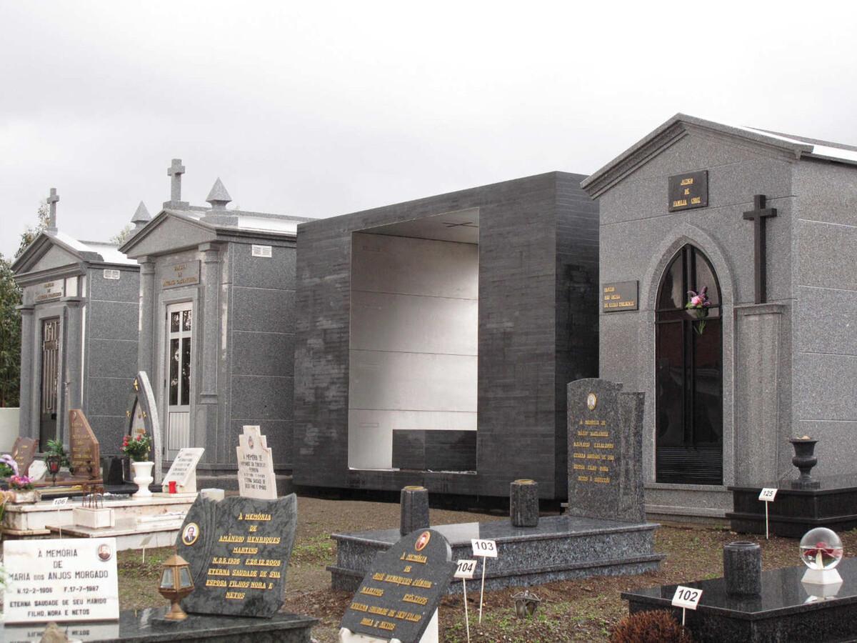 Kiến trúc của thế giới bên kia: từ hầm mộ, mộ cho tới lăng mộ