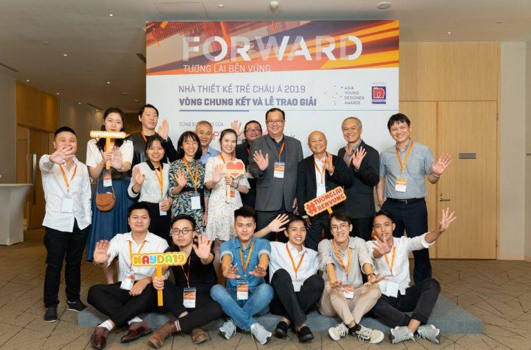 Nhà Thiết Kế Trẻ Châu Á - AYDA 2020, định hướng ý tưởng thiết kế lấy con người làm trung tâm