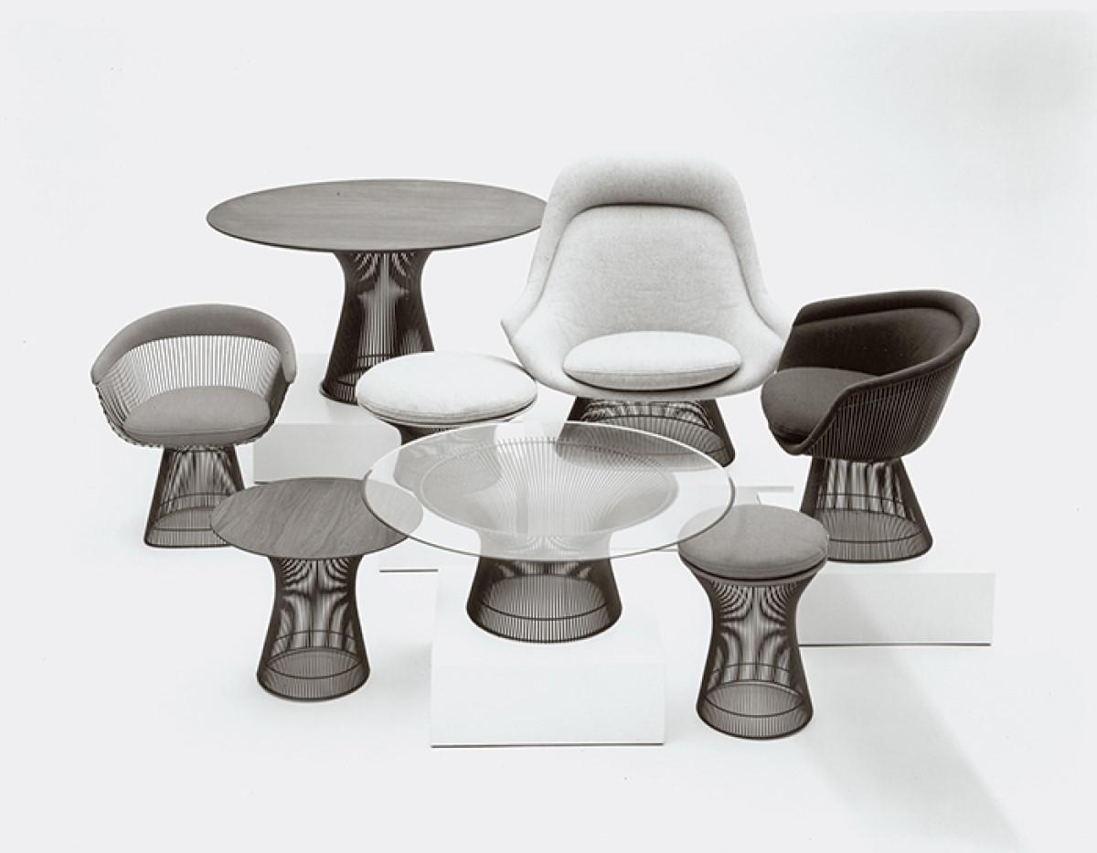 Classic Series: Ghế Warren Platner - Thiết kế đẳng cấp đi cùng thời đại